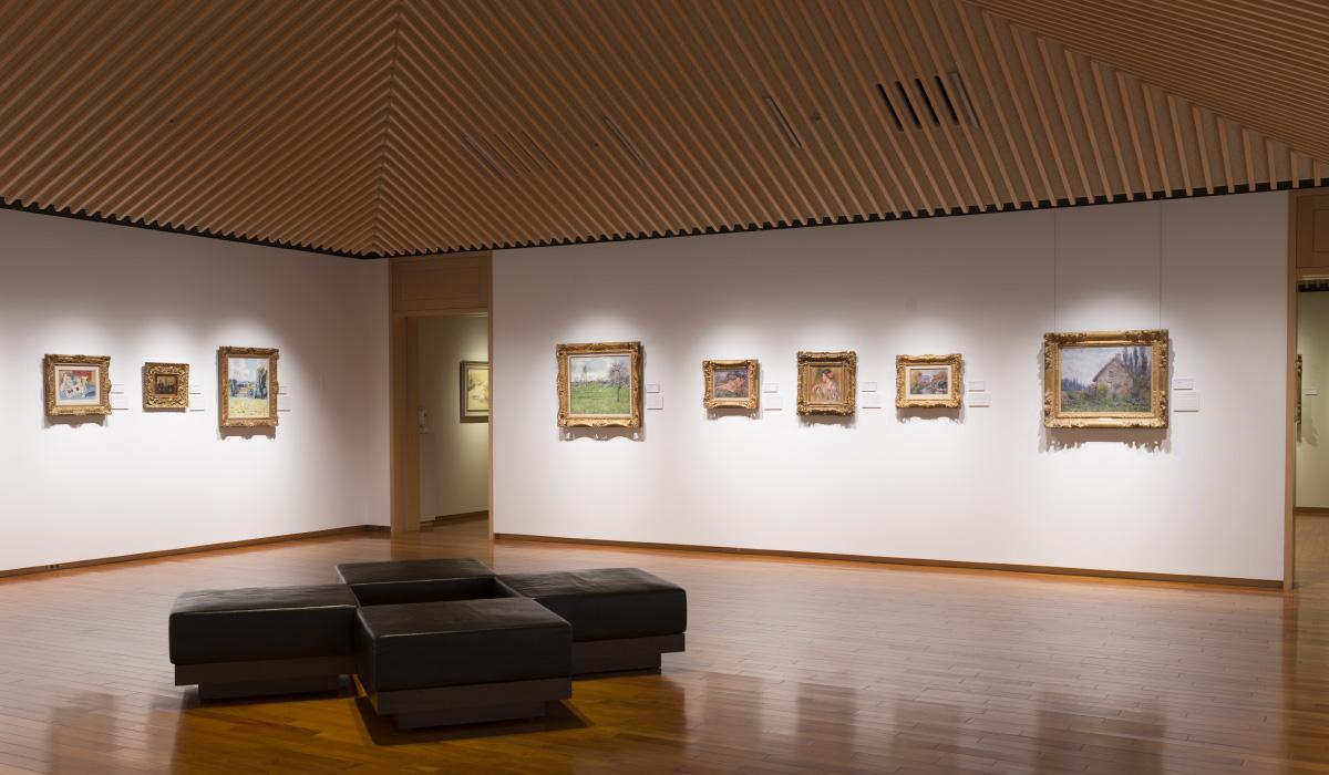 近代館展示室