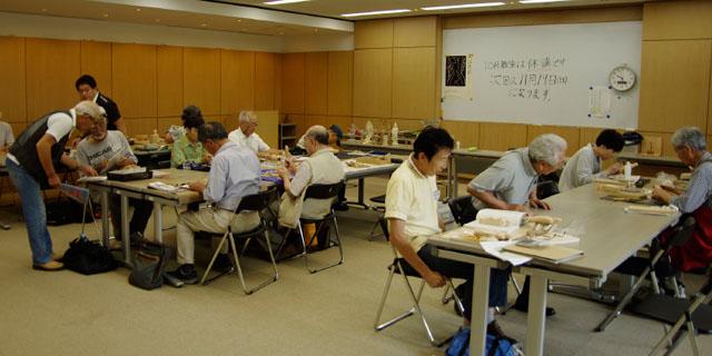 仏像彫刻教室