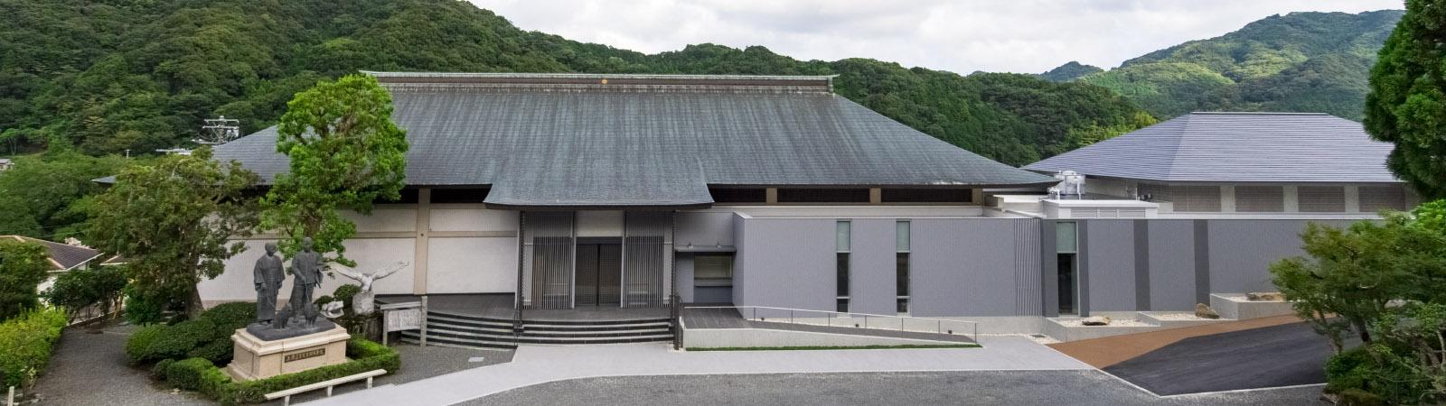 上原美術館仏教館