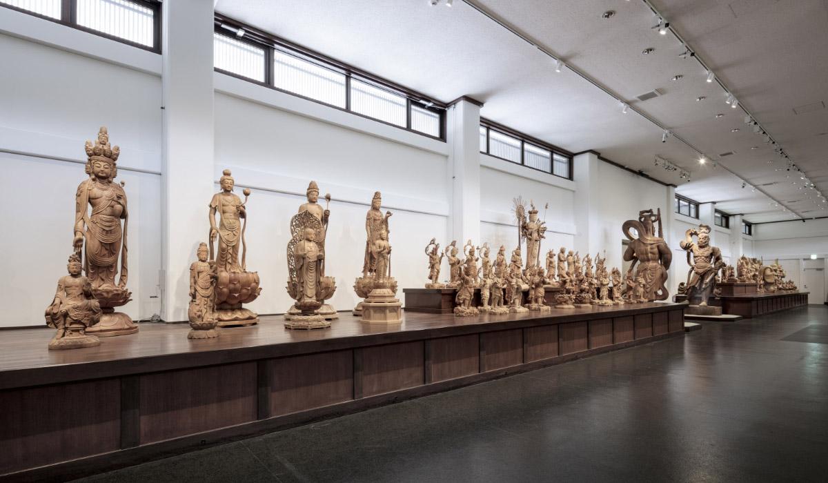 仏教館ギャラリー